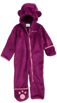 Columbia Infant Girl's Foxy Ii Fleece Snowsuit