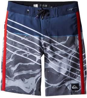 Quiksilver Highline Lava Slash Boardshorts Boy's Swimwear