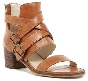 Kelsi Dagger Brooklyn Grant Vintage Leather Block Heel Sandal