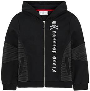 Philipp Plein Full zip hoodie