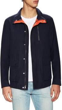 Jack Spade Men's Nylon Utility Jacket