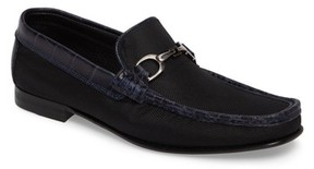 Donald J Pliner Men's Darrin Embossed Loafer