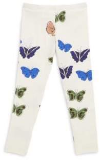 Mini Rodini Baby's, Toddler's, Little Girl's & Girl's Butterflies Leggings