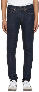 Rag & Bone Indigo Standard Issue Fit 1 Jeans