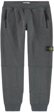 Stone Island Heather tracksuit pants