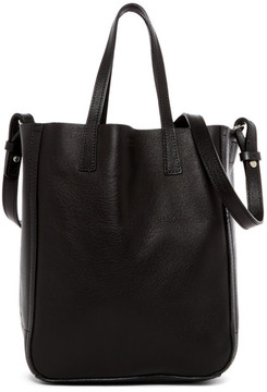 Shinola Signature Mini Leather Shopper