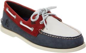 Sperry Men's A/O 2-Eye Leather Boat Shoe