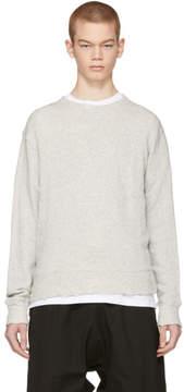 R 13 Grey Co Vintage Sweatshirt