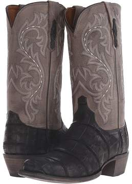 Lucchese Burke Cowboy Boots