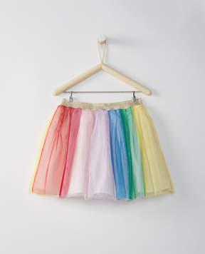 Hanna Andersson Tulle Rainbow Skirt