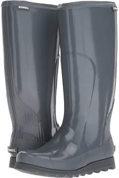Sorel Joan Rain Tall Gloss Women's Waterproof Boots