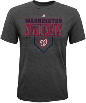 Majestic Boys 8-20 Washington Nationals Heirloom Tee