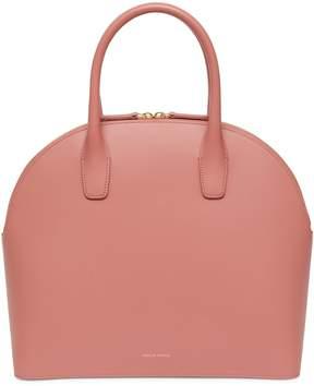 Mansur Gavriel Calf Top Handle Rounded Bag