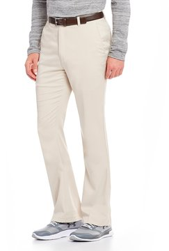 Roundtree & Yorke Roundtree and Yorke Performance Flat-Front Pants