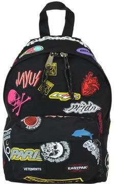 Vetements Mini Sticker Backpack