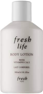 Fresh Life Body Lotion