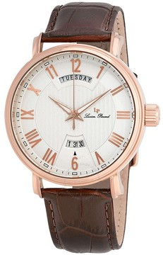 Lucien Piccard Maestro Silver Dial Men's Watch