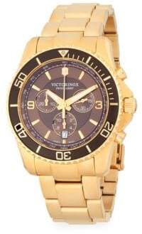 Victorinox Stainless Steel Bracelet Watch