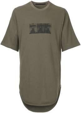 Julius printed oversize T-shirt