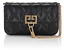 Givenchy Women's Pocket Mini Leather Crossbody Bag-Black