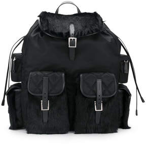 Prada drawstring backpack