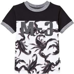 Molo Black Scorpion Fight Ranger T-Shirt