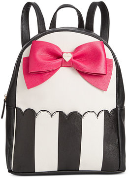Betsey Johnson Bow Backpack, A Macy's Exclusive Style