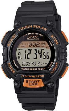 Casio Tough Solar Illuminator Womens Runner Sport Watch STLS300H-1B