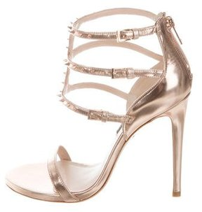 Ruthie Davis Studded Multistrap Sandals w/ Tags