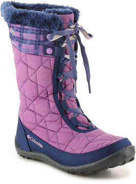Columbia Girls MINX MID II Youth Snow Boot