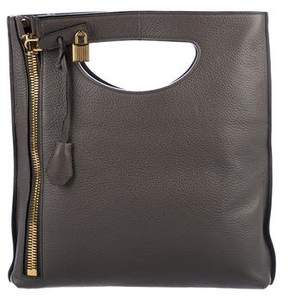 Tom Ford Alix Fold-Over Clutch