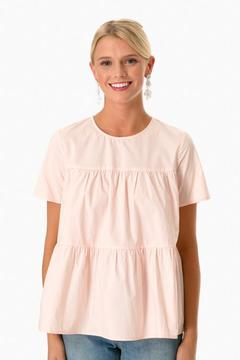 Do & Be Do+Be Blush Campbell Blouse