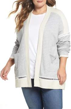 Caslon French Terry Cardigan