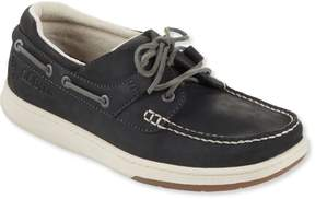 L.L. Bean L.L.Bean Men's Lakeside Boat Shoes, Three-Eye