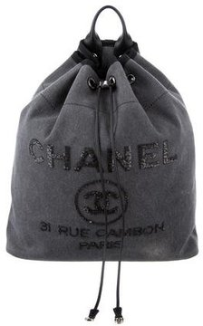 CHANEL - HANDBAGS - BACKPACKS