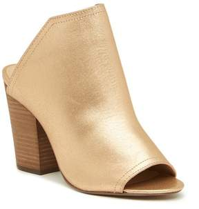 Joe's Jeans Honor Peep Toe Mule