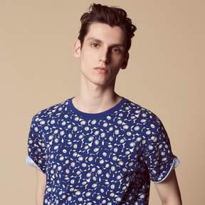 Sandro Floral print T-shirt