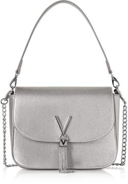 Mario Valentino Valentino By Eco Grained Leather Divina Top Handle Bag