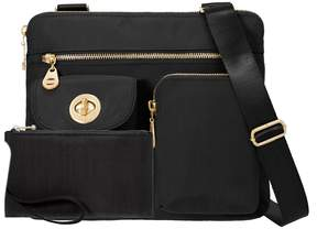 Baggallini Melbourne Nylon Cross-Body Bag