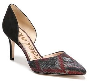 Sam Edelman Women's 'Telsa' D'Orsay Pointy Toe Pump