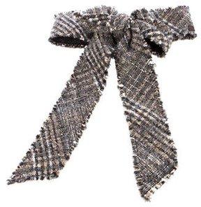Louis Vuitton Wool Bow Headband
