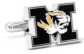 Ice University of Missouri Tigers Cufflinks