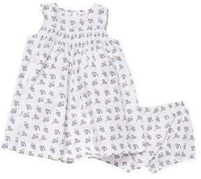 Marni Printed Dress & Bloomers Set