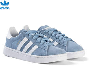 adidas Blue Campus Kids Trainers