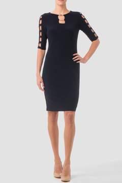 Joseph Ribkoff Cold Shoulder Dress