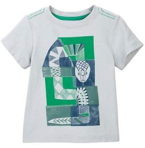 Tea Collection Mulga Snake Graphic Tee (Little Boys)
