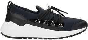 Buscemi Low Sneakers In Black Fabric