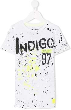 Vingino paint splattered T-shirt