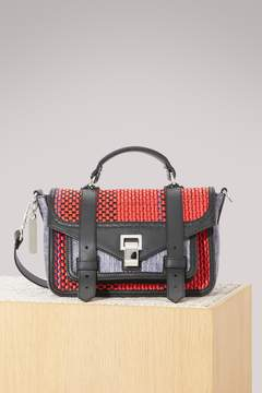 Proenza Schouler Woven PS1+ Tiny handbag