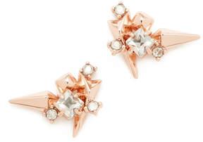 Alexis Bittar Studded Post Earrings